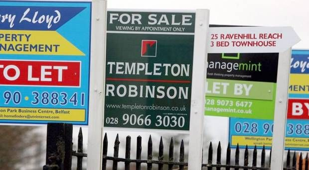 House prices on the rise: Here's how much a home will cost you across Northern Ireland