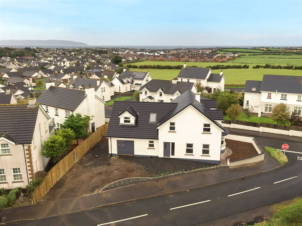 Site 12 lisderg development off station road portstewart property - Similar Properties 12 Cappagh Grove