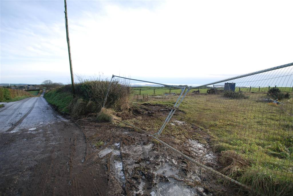 Site at Dunmull Lane Ballyhome Road