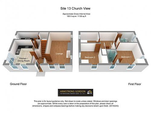 Site 13 Church View, Limavady