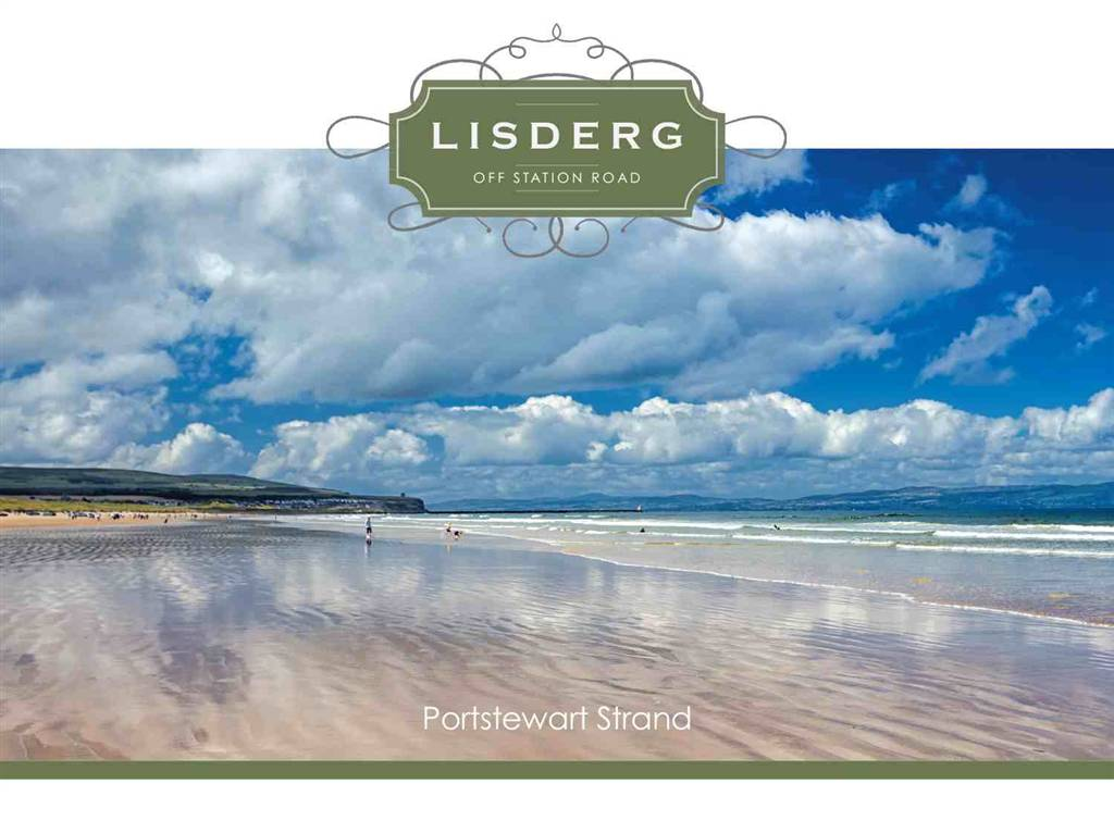 Site 6 Lisderg, (Type A), Portstewart Property for sale at Armstrong ...