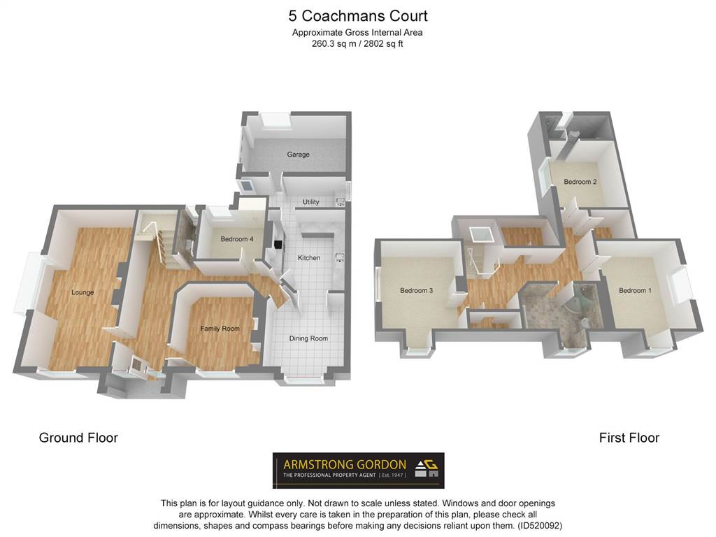 5 Coachmans Court
