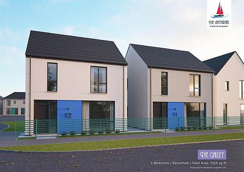 Site 11 The Hatherans, Portstewart