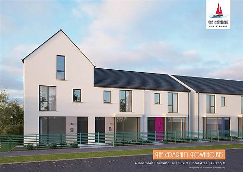 Site 9 The Hatherans, Portstewart