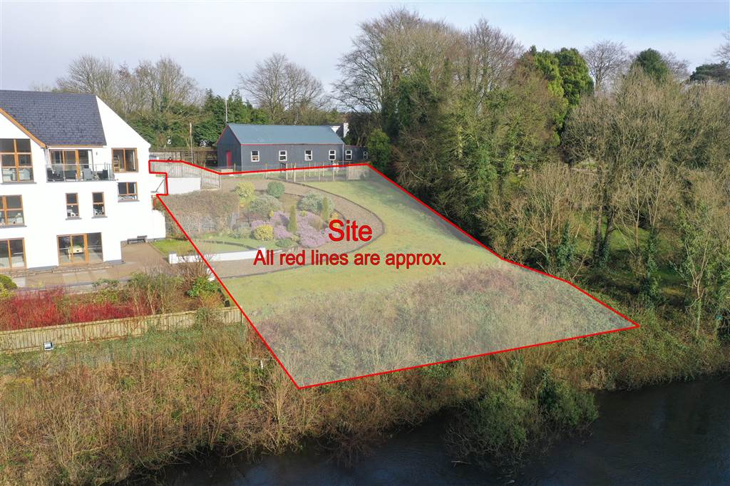 Site 25m South-East of 'River Cottage'