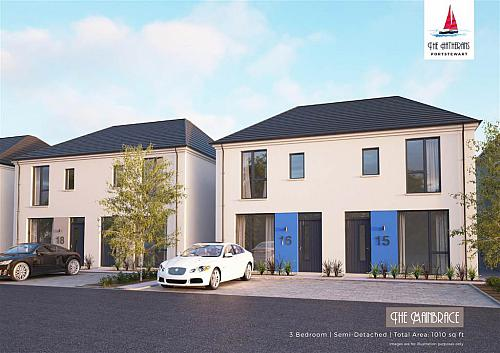 Site 14 The Hatherans, Portstewart
